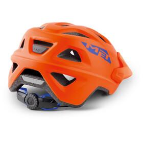 MET Eldar Helm orange